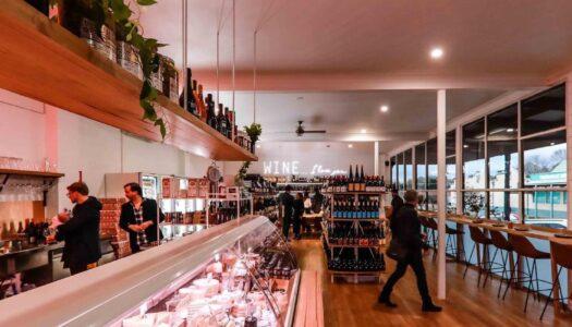 inside view of winespeake