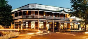 The Royal Hotel Daylesford