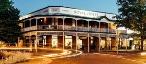 The Royal Hotel Daylesford