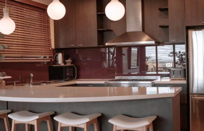 kitchen at daybreaker daylesford