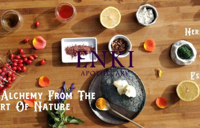 enki organics and apothecary